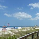 St Petersburg Florida beach