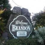 Brandon Florida entrance
